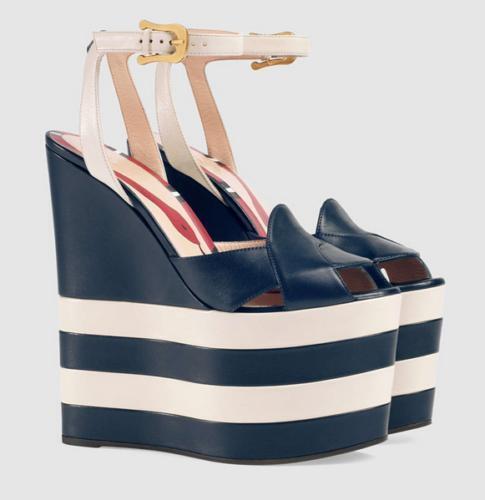outlet in vendita donna Open Toe Ankle Strap Platform Platform Platform Wedge Super High Heel Roman scarpe Sandals  migliore marca