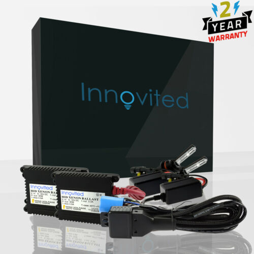 35W Bi-Xenon Hi-Lo Dual Beam Conversion HID Kit H4 H13 9004 9007 H13