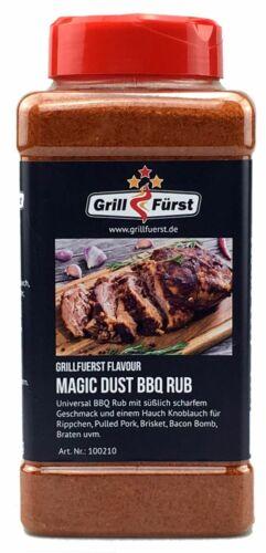 28,62€//1kg Grillfürst BBQ Rub Magic Dust 870g