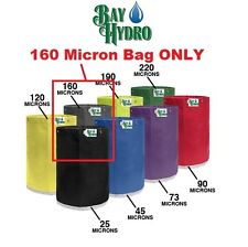 BAY HYDRO 5 Gallon 160m Micron Replacement Bubble ICE Extraction Bag QUALITY $$