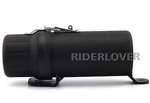 Motorcycle Tool Tubes//Gloves Put Box//Waterproof Raincoat A locker Waterproof