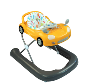 Baby-Walker-2-in-1-Seated-or-Walk-Behind-Position-Easy-to-Fold-Adjustable