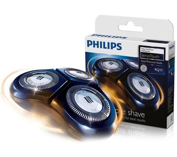Philips testina lamina lama Dual Precision RQ11 SensoTouch 1150 1160 1180