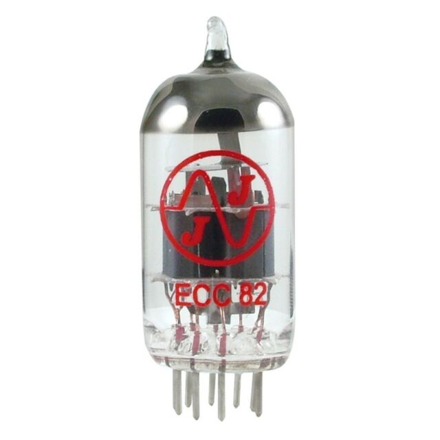 Nuevo en Caja Ganancia Probado Jj Tesla Electronics 12AU7/ECC82 Vacuum Tube