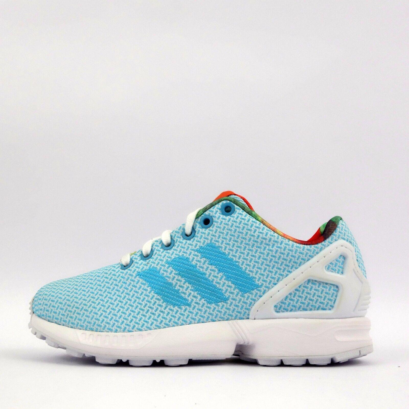 Adidas Originali flusso di ZX tessere Scarpe Sportive Da Donna Aqua
