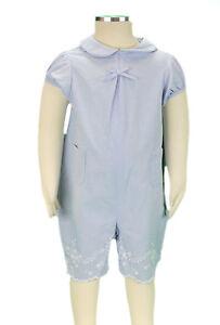 JACADI Boy/'s Mecanicien Multi-Color Short Sleeve Romper Size 23 Months NWT $38