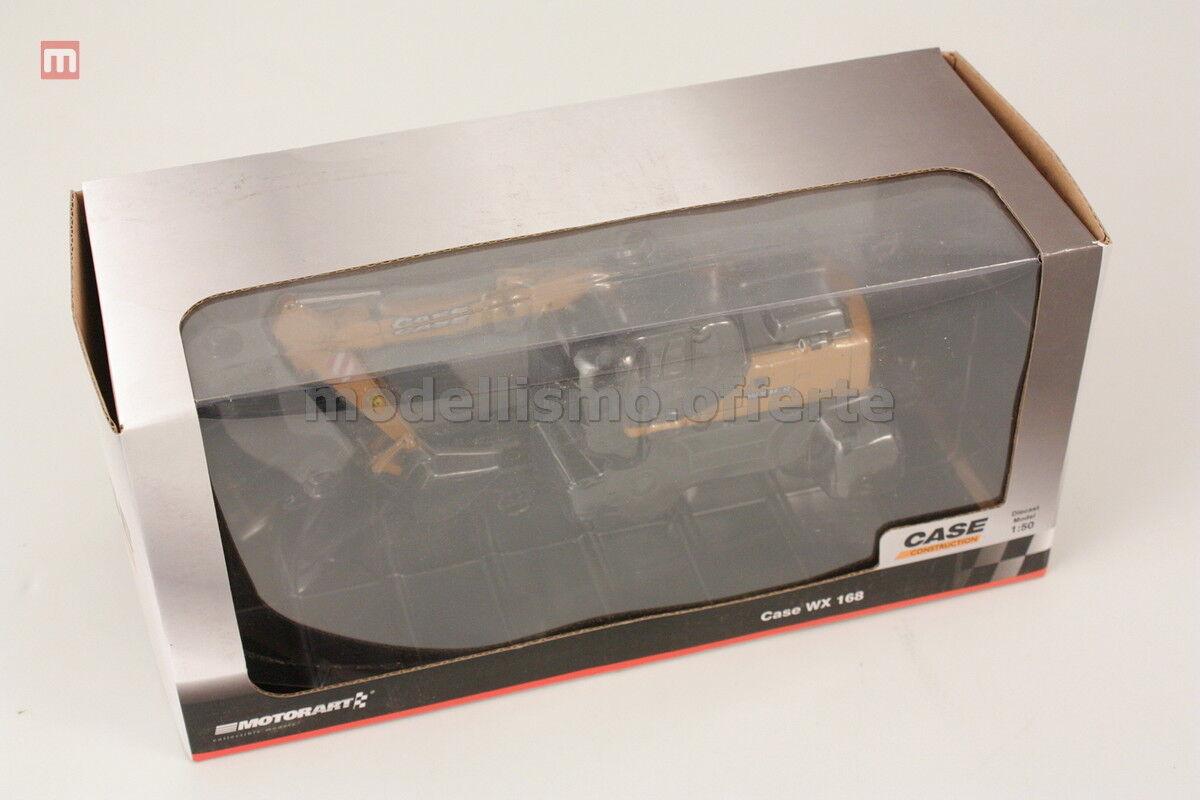 Motorart 13797 13797 13797 Case WX 168 1 50 modellismo statico 06df21