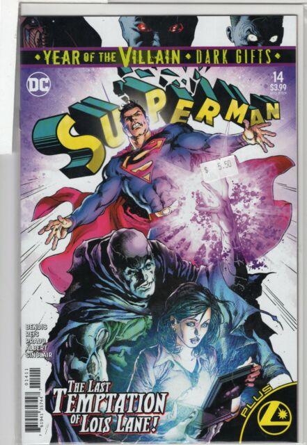 Superman 1st print #14 recalled edition. NM.