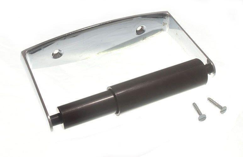Caja de 50 X Portarrollos con Rodillo con Tornillos de Fijación 6B0