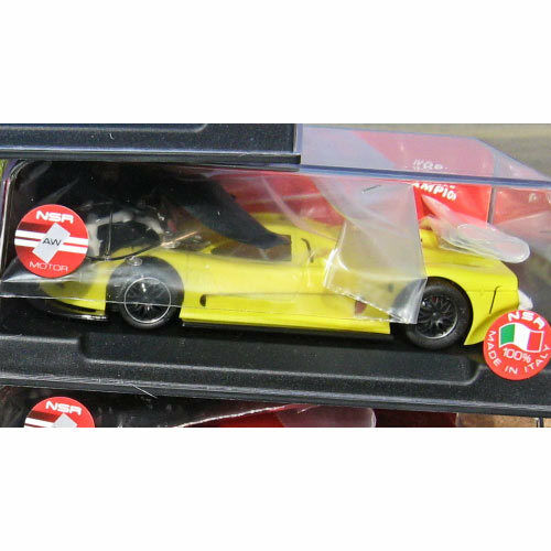 NSR Mosler MT900R TRI AW King EVO3 Body Kit Yellow NSR1133AW-Y