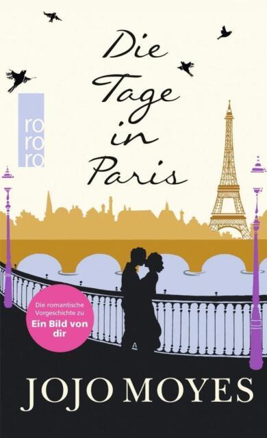 Die Tage in Paris - Jojo Moyes - Gebundenes Buch - UNGELESEN