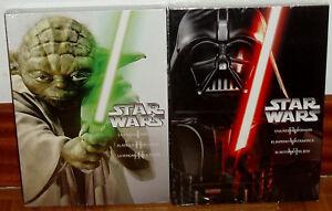 SAGA-STAR-WARS-I-II-III-IV-V-VI-NUEVO-PRECINTADO-6-DVD-SLIPCOVER-SIN-ABRIR-R2