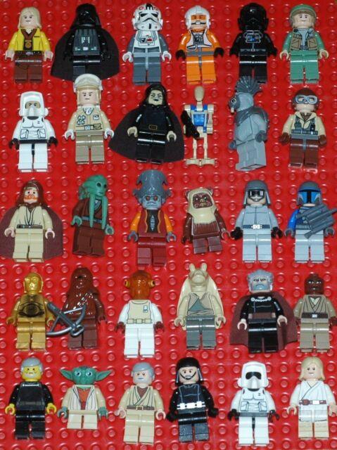 Auswahl LEGO Star Wars Figuren & Zubehör