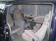 Mercedes Vito (638) V Klasse hinten vorhänge komplett set rollo reisemobil grau