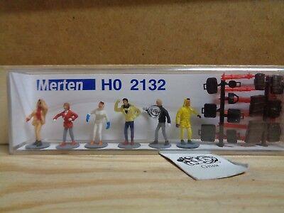 H/üte Walter Merten H0 0971 Eilende weibl Reisende