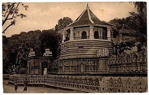 CPA-SRI-LANKA-Ceylan-115-Temple-of-the-Holy-Tooth-Kandy