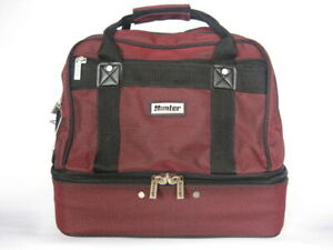 Traditional-Style-Maroon-Two-Tone-4-Bowls-Carry-Bag-GREAT-BAG-AT-A-GREAT-PRICE