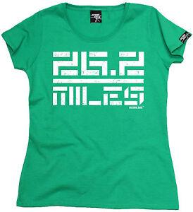 26.2 Miles Design MENS T-SHIRT birthday gift present running runner training