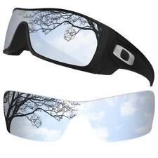 DYNAMIX Polarized Titanium Replacement Lenses for Oakley Batwolf Sunglasses