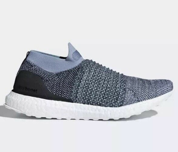 New ADIDAS ULTRABOOST Laceless Parley shoes Men's CM8271 US Size 11