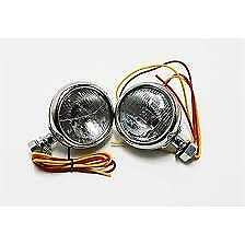 1933-1934 Ford COWL LIGHTS Coupe Sedan Roadster  with turn signals NEW