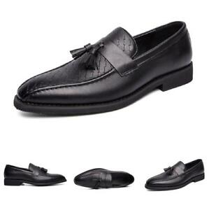men's business leisure shoes pumps loafers slip on flats