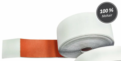Skin Seal Skin Contour Tessilfoca Mohair 100/% Wide 120mm Price per Meter