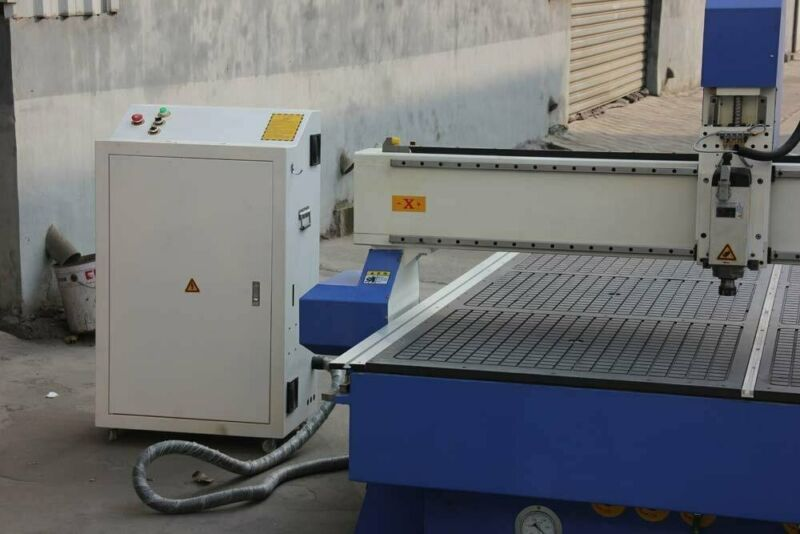 CNC Router 2m x 3m 6kw with dust collector - FULL WARRANTY, TRAINING AND SUPPORT