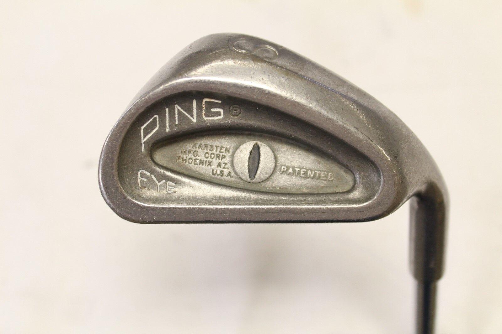 Utiliza la mano derecha Ping Eye (punto Negro)  Arena S Cuña Ping ZZ Lite Flex Acero rígido (s) S  el mejor servicio post-venta