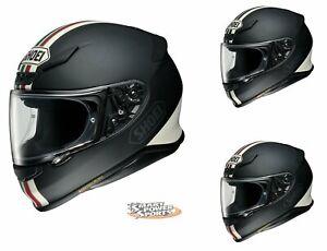 SHOEI-RF-1200-EQUATE-Helmet-ALL-SIZES-DOT-SNELL-Street-Full-Face-Patriotic