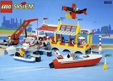 NEW Lego Classic Town Harbor 6543 Sail N' Fly Marina Sealed
