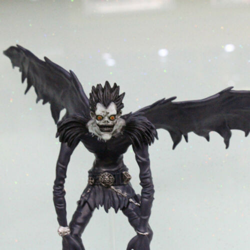 """18cm//7/"""" Anime Death Note Deathnote Ryuuku PVC Action Statue Figure Toy Doll US"""
