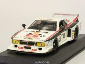 Lancia Beta Montecarlo 6h Silverstone 1982 Crawford - Castell 1:43 Meilleur 9656