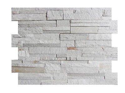 SHIMLA WHITE  N-FORMAT  NATURAL STONE FOR WALLS BACKSPLASH PANEL