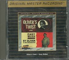 Oliver,Sy Oliver'S Twist & Easy Walker MFSL GOLD CD 2 on 1 U II ohne J-Card