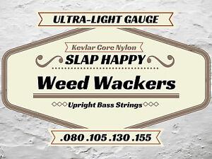~ Nouveau Ultra-léger Vertical Double Bass Weedwacker Cordes-afficher Le Titre D'origine D2cxkanc-07180955-702391870