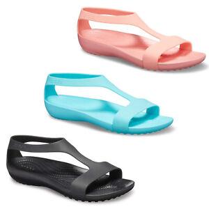 Crocs Serena Sandals Womens Slip On
