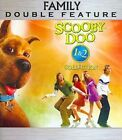 Scooby-doo 1 The Movie 2 Monsters Unleashed Blu-ray 2002