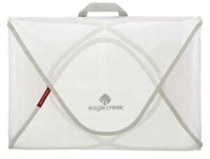 Details About Eagle Creek Pack It Specter Garment Shirt Folder S White Luggage Compression Bag