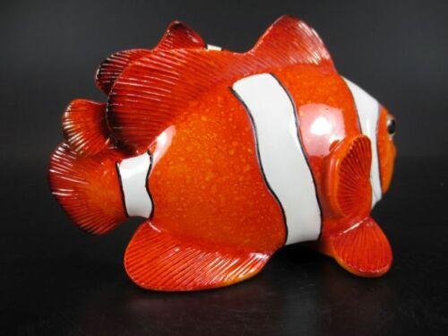 Clown Poisson Mer Eau salée Poisson Poisson personnage 16 CM aquarium