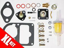 XL CARBURATORE frase di tenuta repsatz 34 PICT - 3 VW Maggiolino 1.6 1600 SOLEX 34 PICT - 3 GASKET