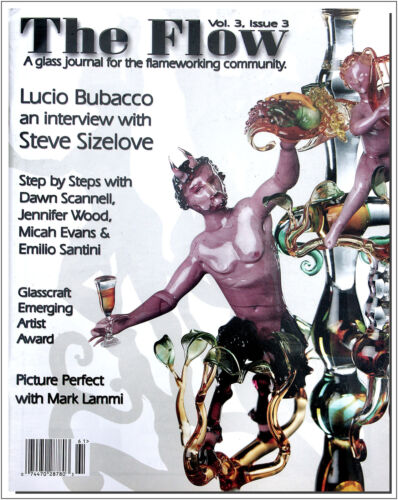 Luccio Bubacco Issue 3 FALL 2006 Vol The Flow 3