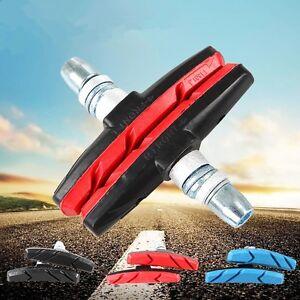 1Paire-70mm-Velo-VTT-MTB-Caoutchouc-Patins-Freinage-Plaquettes-de-Frein-V-Brake