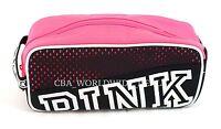 Victoria's Secret Pink Cosmetic Tote Bag Case