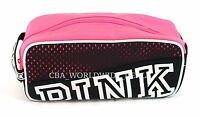 Victoria's Secret Pink Cosmetic Tote Bag Case