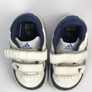 Blue Trainers Shoes Size Kids UK 4K