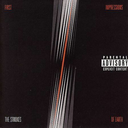 1 of 1 - First Impressions of Earth by The Strokes (CD, Jan-2006, RCA)