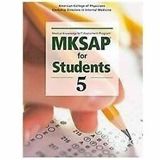 MKSAP® for Students 5 by American College of Phyisicans and the Clerkship Direc