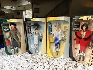 Barbie-1999-City-Seasons-Complete-Collector-Edition-by-F-A-O-Schwartz-MIB