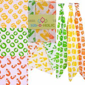 Baby Mousselines Carrés Personnalisé En Coton Organique Avec Initiales, Swaddle Wrap-afficher Le Titre D'origine Par Processus Scientifique